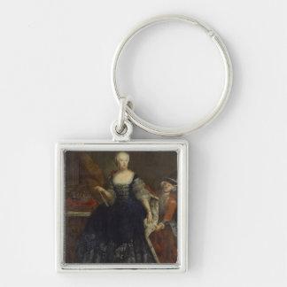 Elisabeth Christine von Braunschweig as Queen Key Ring