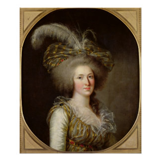 Elisabeth of France Poster