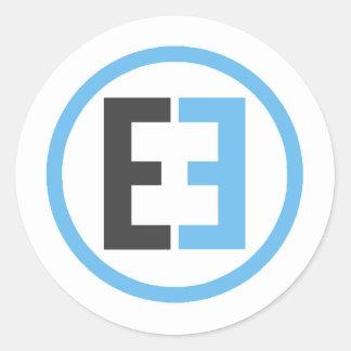 Elite Envy Logo - Pack of 20 Glossy Stickers