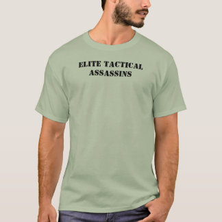 Elite Tactical Assassins T-Shirt