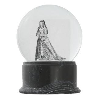 Elizabeth of York Snowglobe Snow Globes