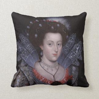 Elizabeth Stuart the Queen of Bohemia Cushion