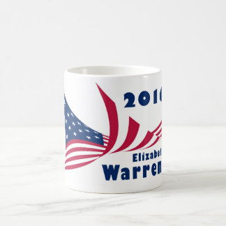 Elizabeth Warren 2016 Coffee Mug