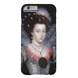 Elizabeth, Winter Queen of Bohemia Barely There iPhone 6 Case