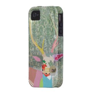 Elk (Buddy) iPhone 4 Covers