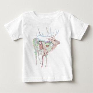 Elk Meadow Habitat Baby T-Shirt