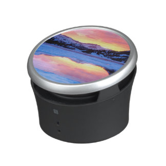 Ellery Lake at Sunset Bluetooth Speaker