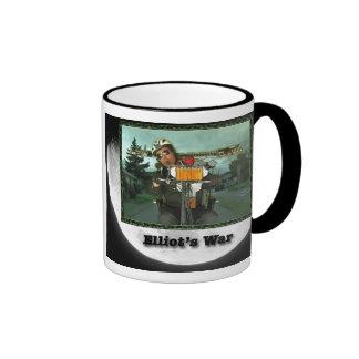 Elliot's War Official Coffee Mug