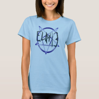 Elm13 Satanic and Proud - Female T-Shirt