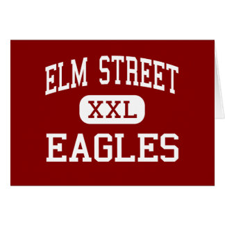 Elm Street - Eagles - Junior - Nashua Card