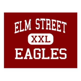 Elm Street - Eagles - Junior - Nashua Postcard