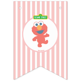 Elmo | Baby's First Birthday Bunting