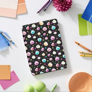 Elmo & Cookie Monster | Sweet Stuff Heart Pattern iPad Air Cover