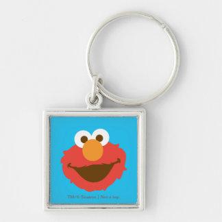 Elmo Face Key Ring