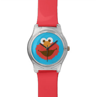 Elmo Face Watch