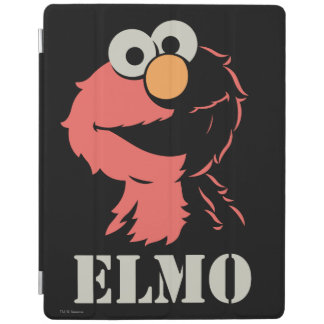 Elmo Half iPad Smart Cover