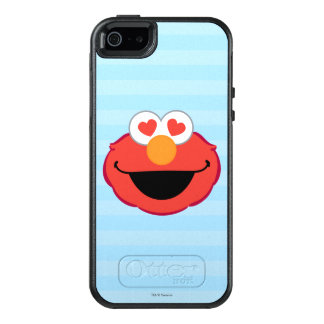 Elmo Smiling Face with Heart-Shaped Eyes OtterBox iPhone 5/5s/SE Case
