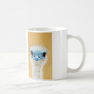 Eloise the Emu mug