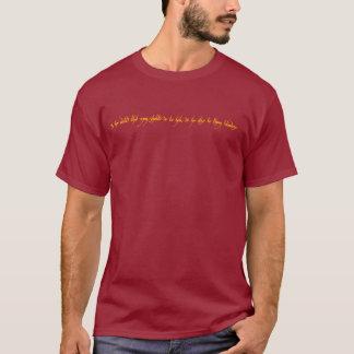 Elven Golden Rule T-Shirt