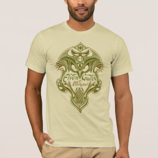Elven Guards of Mirkwood Shield Icon T-Shirt