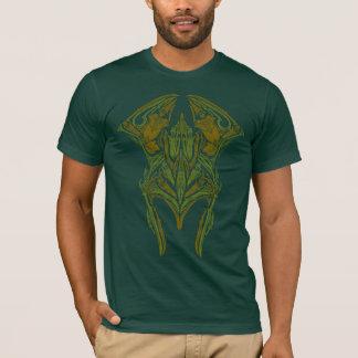 Elven Weapons Helmet Icon T-Shirt