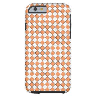 Emboss Line square Tough iPhone 6 Case