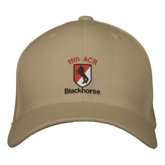 Embroidered 11th Acr Hat Embroidered Hat