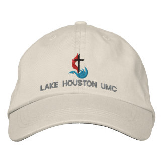 Embroidered Cap - LHUMC