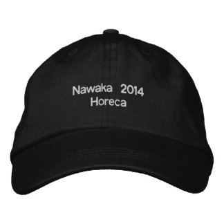 Embroidered hotel and catering industry Cap Embroidered Baseball Caps