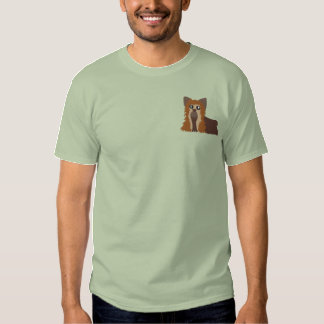 Embroidered Yorkie T-Shirt