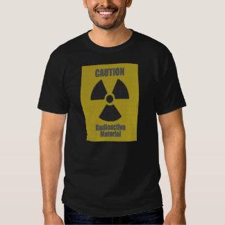 Embroidery Radioactive T-shirt