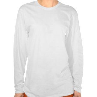 Embroidery sampler tshirt