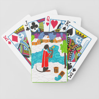 Emelya & the Magic Pike Bicycle Playing Cards