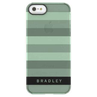 Emerald Black Permafrost® iPhone SE/5/5s Case