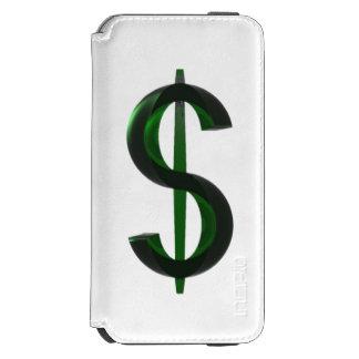 Emerald Dollar Incipio Watson™ iPhone 6 Wallet Case