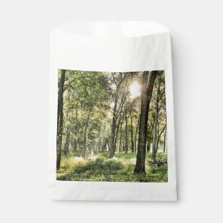 Emerald Forest Favour Bags