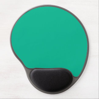 """""""Emerald Green"""" Gel Mouse Pad"""