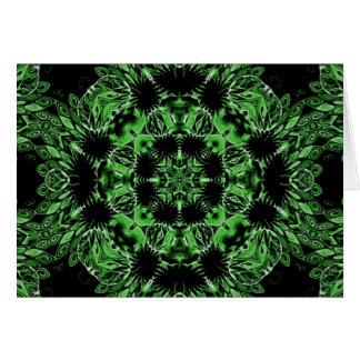 Emerald Magic Card