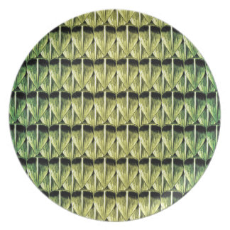 Emerald Scales Plate