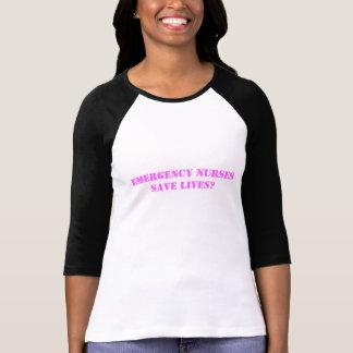 EMERGENCY NURSES T-SHIRTS