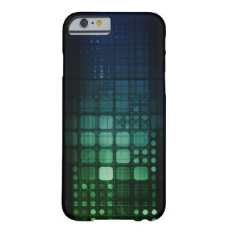 Emerging Technologies Around the World as Art Barely There iPhone 6 Case