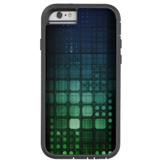 Emerging Technologies Around the World as Art Tough Xtreme iPhone 6 Case