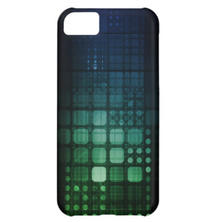 Emerging Technologies Around the World as Art iPhone 5C Case