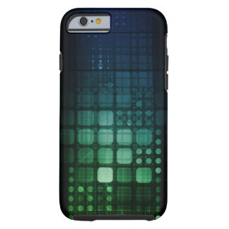 Emerging Technologies Around the World as Art Tough iPhone 6 Case