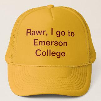 Emerson College Trucker Hat