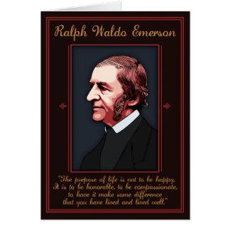 Emerson - Purpose of Life Card