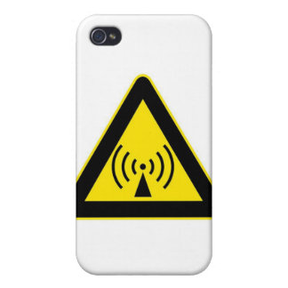 EMF WARNING iPhone 4/4S COVERS
