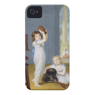 Emily and George Mason, c.1794-95 (oil on canvas) iPhone 4 Cover