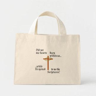 Emmaus Mini Tote Bag