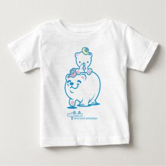 Emo and Sebastian Baby T-Shirt